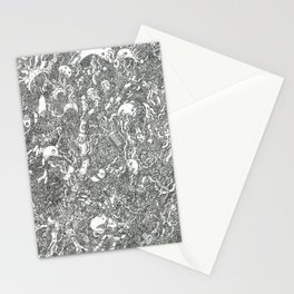 Microverse Stationery Cards