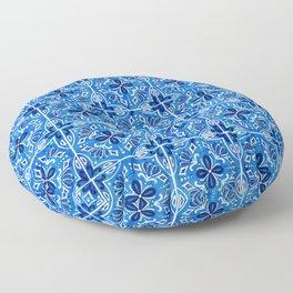 Sevilla - Spanish Tile Floor Pillow