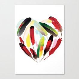 LVE Canvas Print