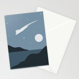 Cat Landscape 43 Stationery Cards