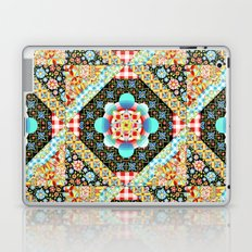 Bricolage Patchwork Quilt Laptop & iPad Skin