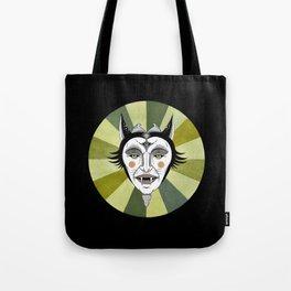 Cat Color Wheel No. 2 Tote Bag