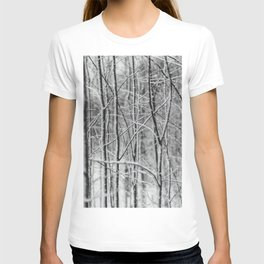 Winter gris T-shirt