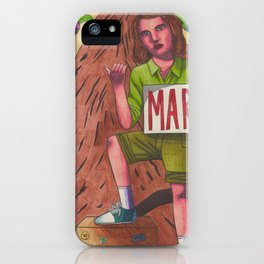 University of M.A.R.S. iPhone Case