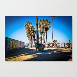 Venice Beach #3 Canvas Print