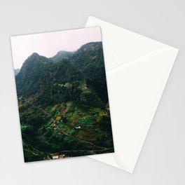 Paradise Mountain Stationery Cards