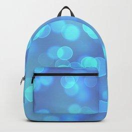 Glittery Bokeh Backpack