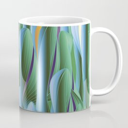 Another Green World Coffee Mug