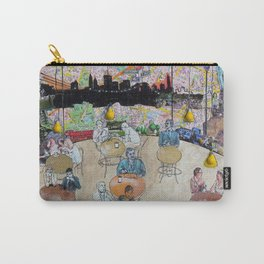 Coffee Shop NYC Carry-All Pouch