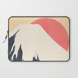 Dreams of Fuji Laptop Sleeve