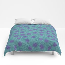 Sully Fur Monsters Inc Inspired Comforters