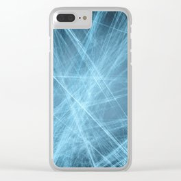 Synapses Clear iPhone Case