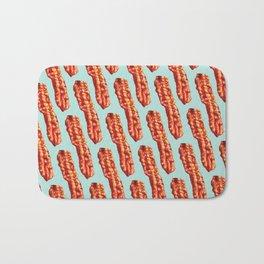 Bacon Pattern Bath Mat