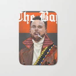 The Shooter from The Bay Bath Mat