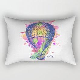 AP105 Hot air baloon Rectangular Pillow