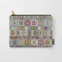 kilim pembe Carry-All Pouch