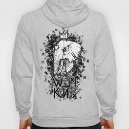 Babar the Elephant King Hoody