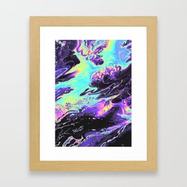 GHOST OF YOU Framed Art Print
