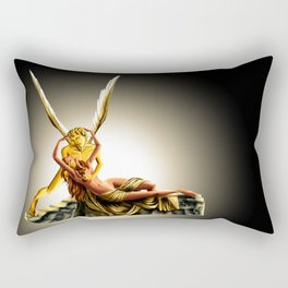 CUPID AND PSYCHE Rectangular Pillow