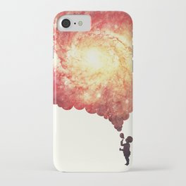 The universe in a soap-bubble! iPhone Case