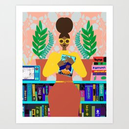 Gemini Interior Art Print