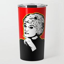 Bea Arthur | Golden Girl | Pop Art Travel Mug