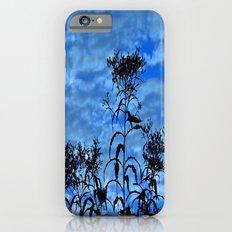Blue Sky Silhouette iPhone 6s Slim Case
