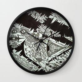 Slicks Wall Clock