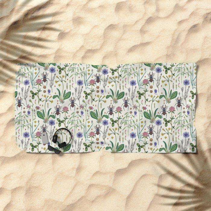 Midsummer Beach Towel