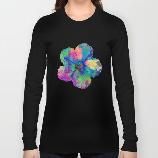 Hibiscus Dream #4 Long Sleeve T-shirt