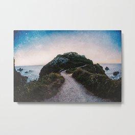 Boundry Metal Print