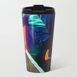 Neon Berserk Travel Mug