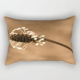 Bent but not Broken Rectangular Pillow