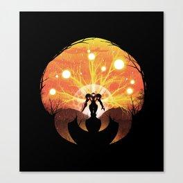Super Metroid Canvas Print