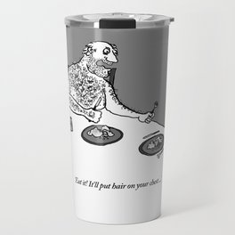 eat it! Travel Mug