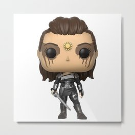 Lexa Toy Metal Print