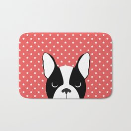 Dog - Boston Terrier Bath Mat