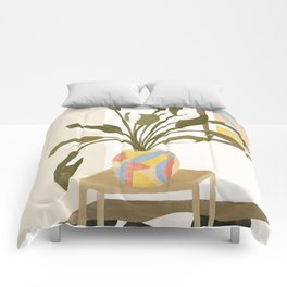 The Plant Room Comforters