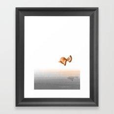 soaring... Framed Art Print