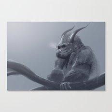 Gorilla! Canvas Print