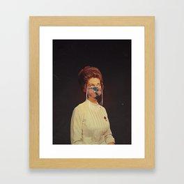 Portrait XX Framed Art Print