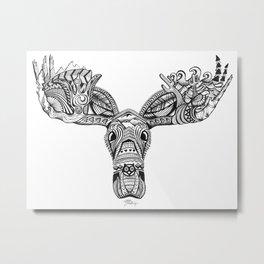 Gypsy Soul Metal Print