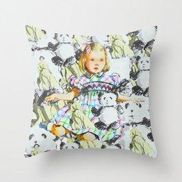 CHILDHOOD DREAMS Throw Pillow