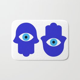 Evil Eye Bath Mat