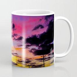Sunset on Hwy 380 Coffee Mug