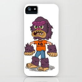 The Costume Kid iPhone Case