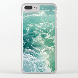 Seas 2 Clear iPhone Case