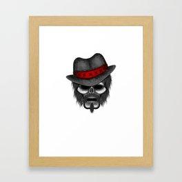 Gangster Errorface Framed Art Print