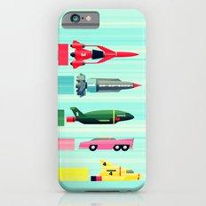 THUNDERBIRDS! iPhone 6 Slim Case