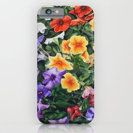 Israeli Garden iPhone Case